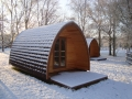 ThePod in de winter