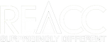 reacc-white-logo